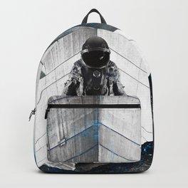 Astronaut Isolation Backpack