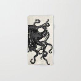 Octopus Hand & Bath Towel