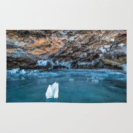 The Ice Grotto Rug