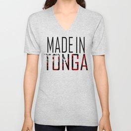Made In Tonga Unisex V-Neck