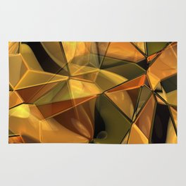 3D - abstraction -83- Rug