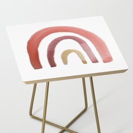 Fruit Punch Rainbow Side Table