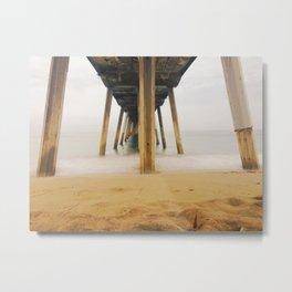 Hermosa Pierr Metal Print