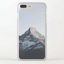 Himalayas XI Clear iPhone Case
