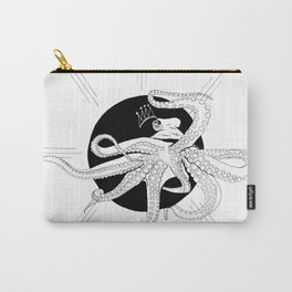 Captured by the sun - Ink artwork Carry-All Pouch