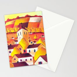 A autumn day Stationery Cards