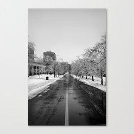 01.14.14 winter street Canvas Print