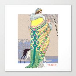Art Deco 3 Canvas Print