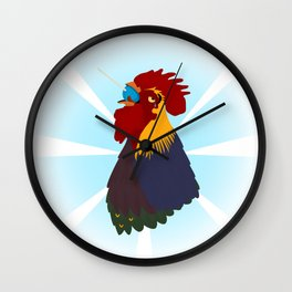Lolligag Wall Clock