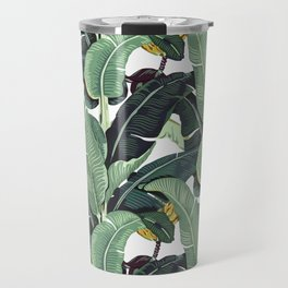banana leaf pattern Travel Mug