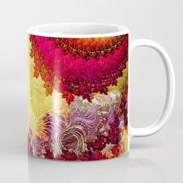 amazing Abstract fractal geometry Coffee Mug