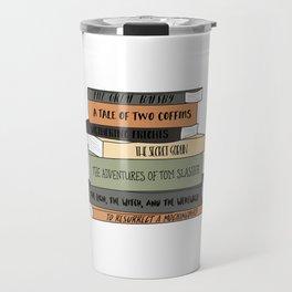 To Resurrect a Mockingbird Travel Mug