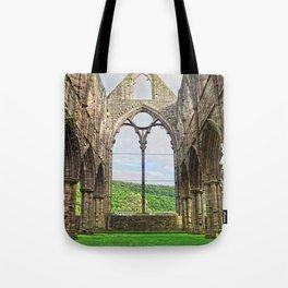 Tintern Eternal - Tintern Abbey, Wales, UK Tote Bag