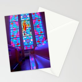 Pink Window Stationery Cards