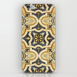 Ornamental pattern iPhone Skin