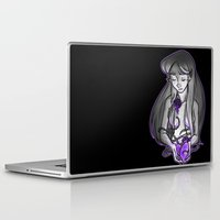 asexual Laptop & iPad Skins featuring Ace of Hearts by Kieran Thompson