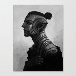 Tatoos Canvas Print