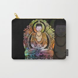 Cosmic Buddha - Warm Carry-All Pouch