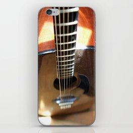 Sunris Guitar iPhone Skin