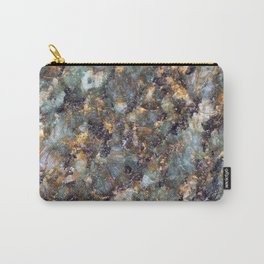 Emerald Granite Carry-All Pouch