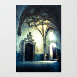 The Alcobaça Monastery, Portugal - PMMA02 Canvas Print