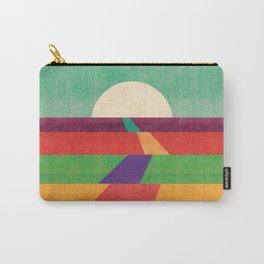 The path leads to forever Carry-All Pouch