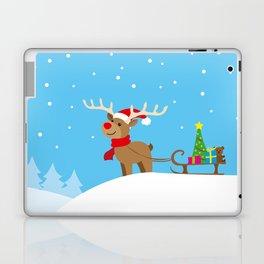 reindeer Laptop & iPad Skin