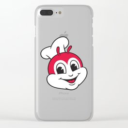 Have a Jollibee Afternoon Clear iPhone Case