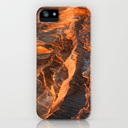 Pictured Rocks National Park iPhone Case