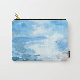 Staring in the lake Carry-All Pouch