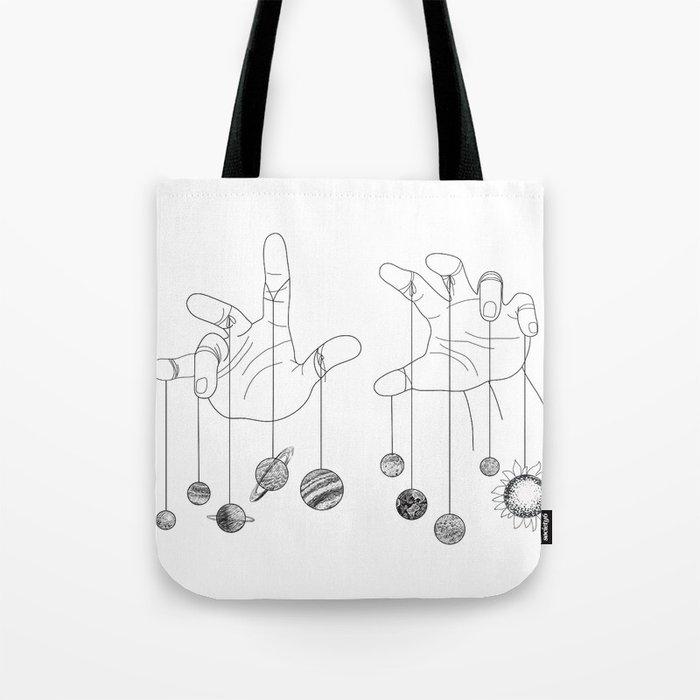 Solar System II Tote Bag