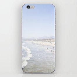 Santa Monica Beach iPhone Skin