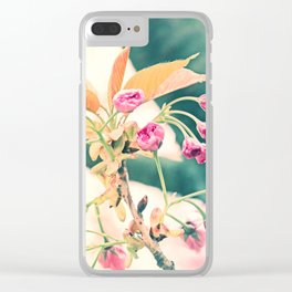 Welcome to Spring Clear iPhone Case