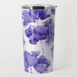 Violet Twilight Travel Mug