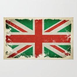 Italian Union Jack Rug