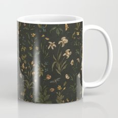 Old World Florals Mug