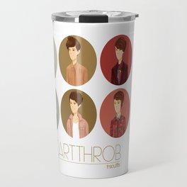 Tegan and Sara: Heartthrob collection Travel Mug