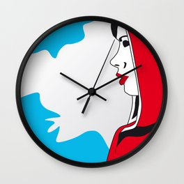 Rubi Wall Clock