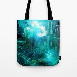 Underwater world Tote Bag