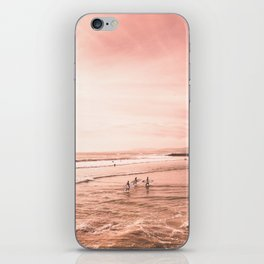 Surfing iPhone Skin