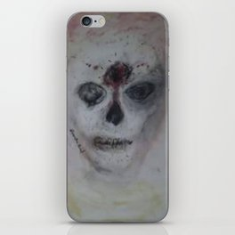 "Klub Dead ""Bullet Hole"" iPhone Skin"