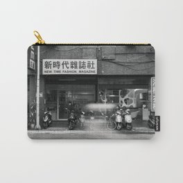 Motion In The Street Carry-All Pouch