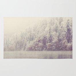 winter wonderland ... Rug