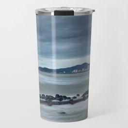 Morning Skyline Nha Trang Vietnam Travel Mug