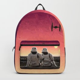 Stormtrooper Sunset Backpack