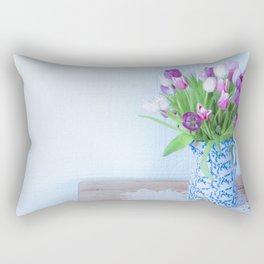 Exhilaration of Spring Rectangular Pillow