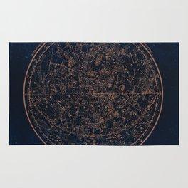 Constellations of the Northern Hemisphere Rug