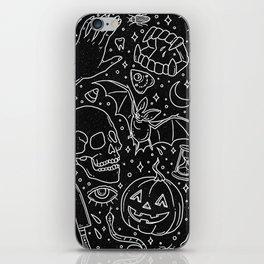 Halloween Horrors iPhone Skin