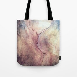 Wounds of Division Tote Bag