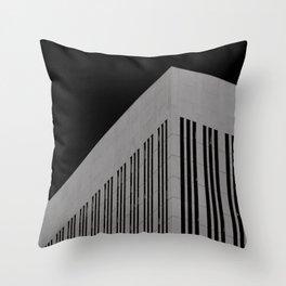 Billennium Throw Pillow